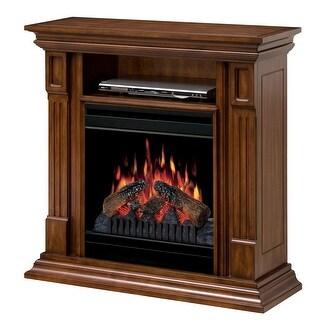 Dimplex DFP20-1268BW Deerhurst Burnish Walnut Electric Fireplace
