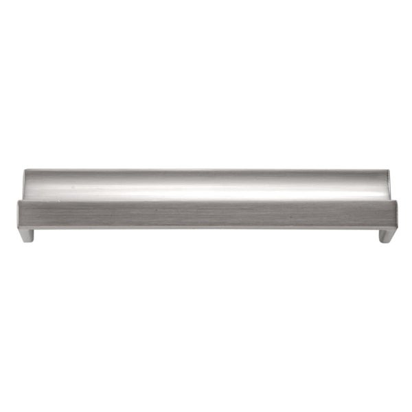 Hickory Hardware P3332 Swoop 3 or 3-3/4 Inch Center to Center Handle Cabinet Pull - STAINLESS STEEL