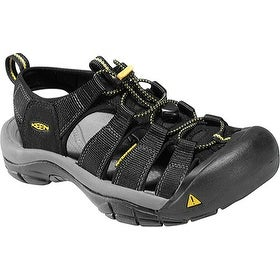 Keen Newport H2 Men Sandal, Water Shoe, Black
