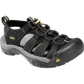 Keen Newport H2 Men Sandal, Water Shoe, Black