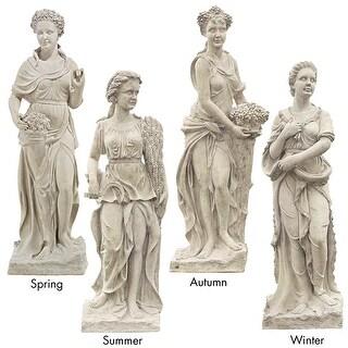 Design Toscano The Four Goddesses of the Seasons Statue: All Four Season Statues
