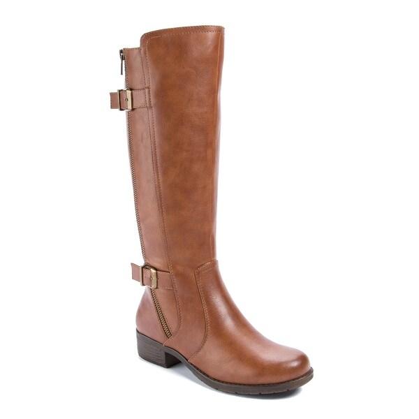 Wear.Ever. Miran Women's Boots Cognac