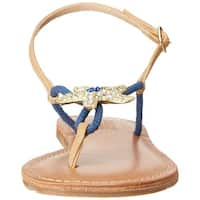 Dolce By Mojo Moxy Women's Splash Flat Sandal