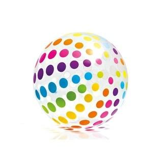 "Intex 59065EP Inflatable Jumbo Beach Ball, 42"""