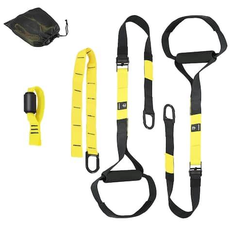 Fitness Bodyweight Resistance Straps Training Kit