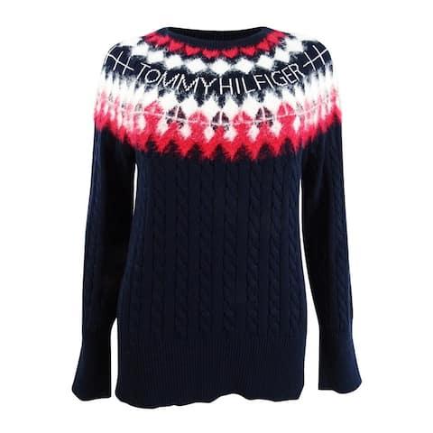 Tommy Hilfiger Women's Fair Isle Sweater