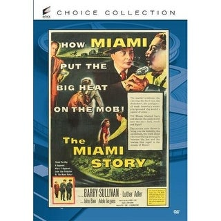 Miami Story, The DVD