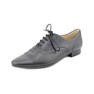 Marc Fisher Pitrel Round Toe Leather Oxford