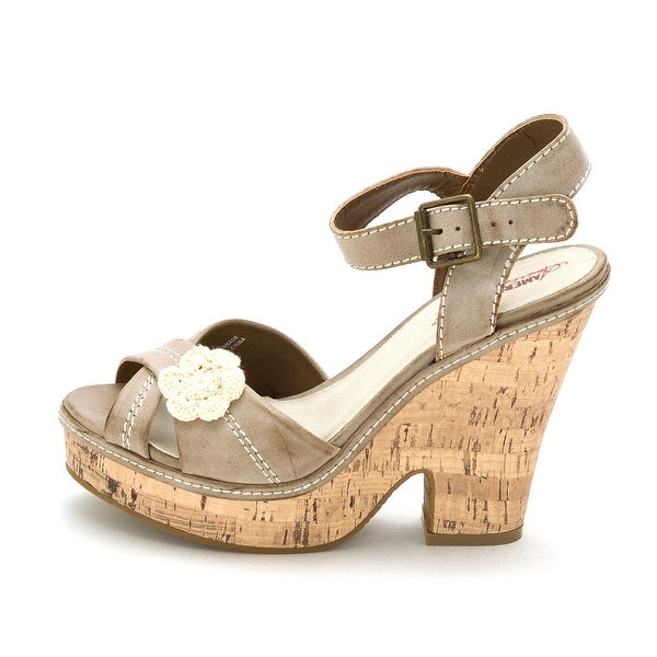 American Rag Womens Tiinabei Open Toe Casual Platform Sandals