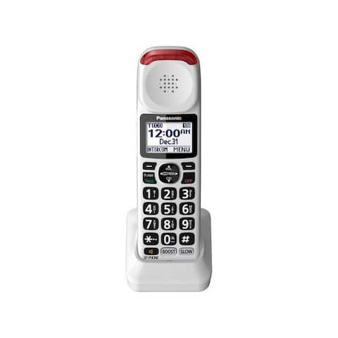 Panasonic Dect 6.0 Plus Additional Cordless Handset (White)