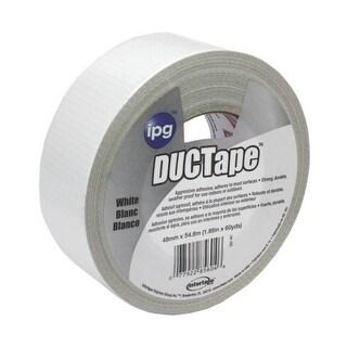 "Intertape 20C-W2 Weatherproof Duct Tape, White, 1.87"" x 60 Yard"