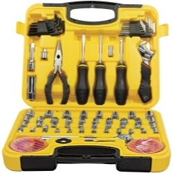 WILMAR WLMW1538 94 Pc Mechanics Tool Set
