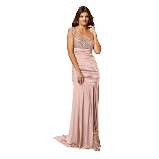 Jovani Embellished Prom Formal Dress - 4