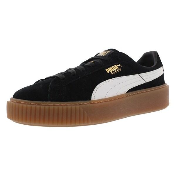 Puma Suede Platform Core Athletic Women's Shoes - 8 b(m) us