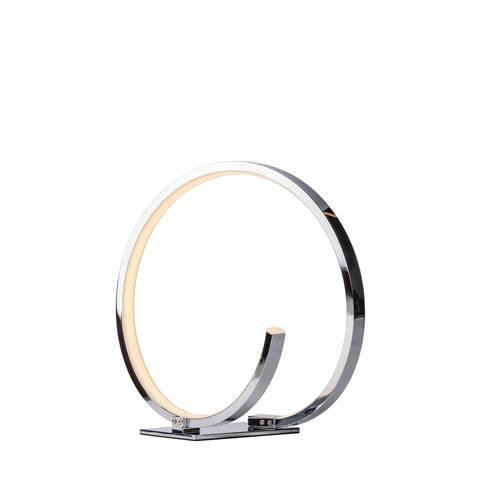 Finesse Decor Circular LED Table Lamp