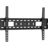 """Ergotech Wall Mount for TV - 70"""" Screen Support - 165 lb Load Capacity - Black"""