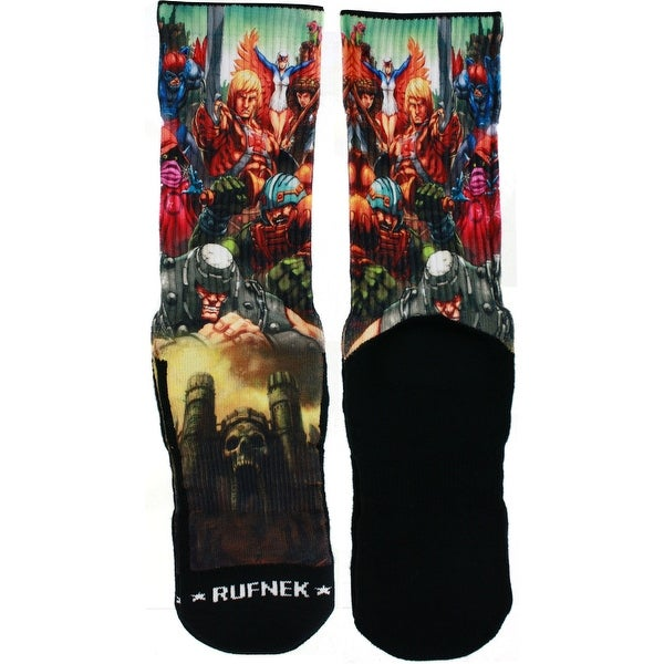 Rufnek Masters of the Universe Men's Socks