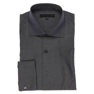 Report Collection Mens Pattern Long Sleeves Button-Down Shirt