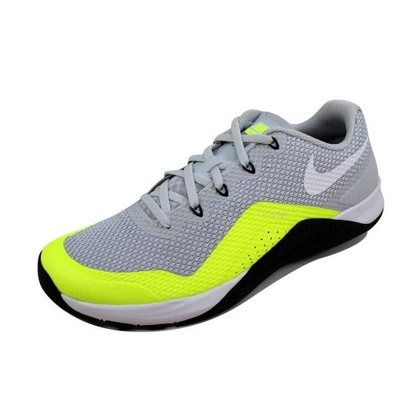 Nike Men's Metcon Repper DSX Pure Platinum/White-Volt-Black898048-001
