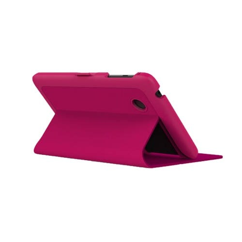 Speck FitFolio Case for Verizon Ellipsis 7 - Raspberry Pink