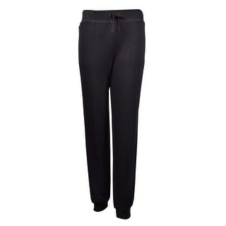 Style & Co. Women's Pocket Drawstring Sweatpants - M