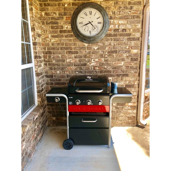 Char Broil Gas2coal Gas And Charcoal Grill Customer Reviews