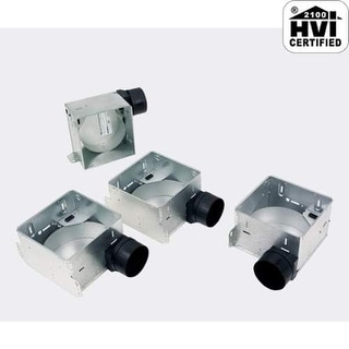 NuTone AN000HL InVent Series HVI Certified Housing Pack (Package of 4)