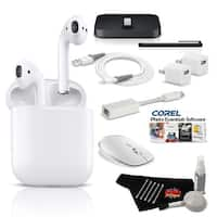 iMac Ultimate Music & Podcast Accessory Bundle w/ AirPods