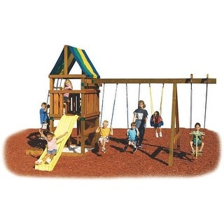 Swing N Slide Alpine Custom Swing Set NE5007 Unit: EACH