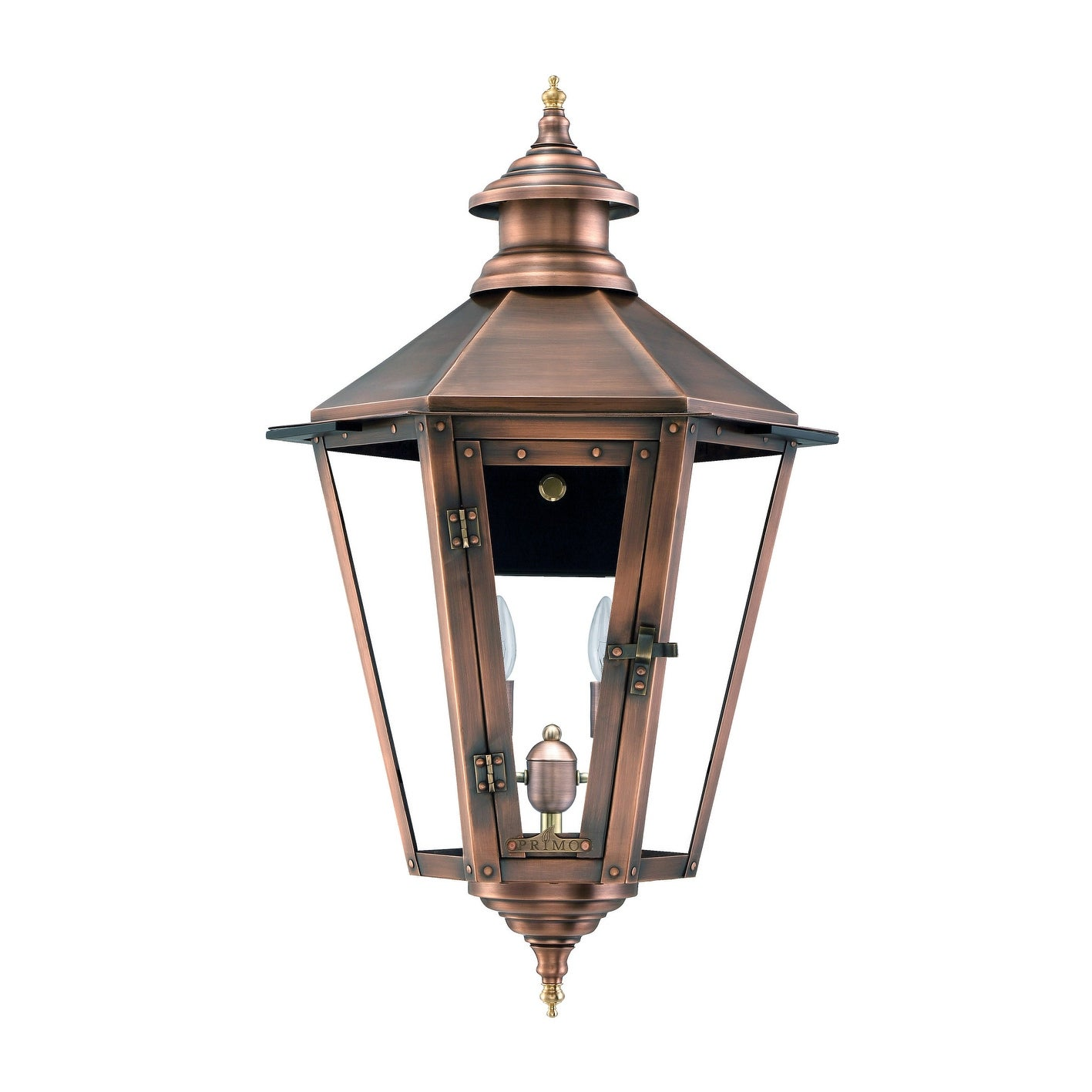 Primo Lanterns Nw 22e Nottoway 12 Wide 2 Light Outdoor Wall Mounted Lantern In Electric Configuration