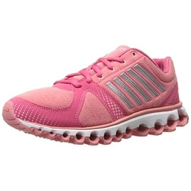 K-SWISS Women's X-160 Heather Cmf Cross-Trainer Shoe - honeysuckle/geranium pink