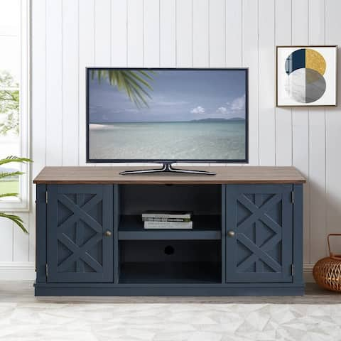 54-in TV Stand for TVs up to 65 inches