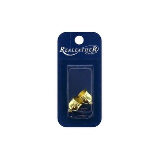 Silver Creek Tassel End Cap 10mm Gold