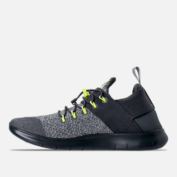 Shop Nike Mens Free RN Cmtr Fabric Low