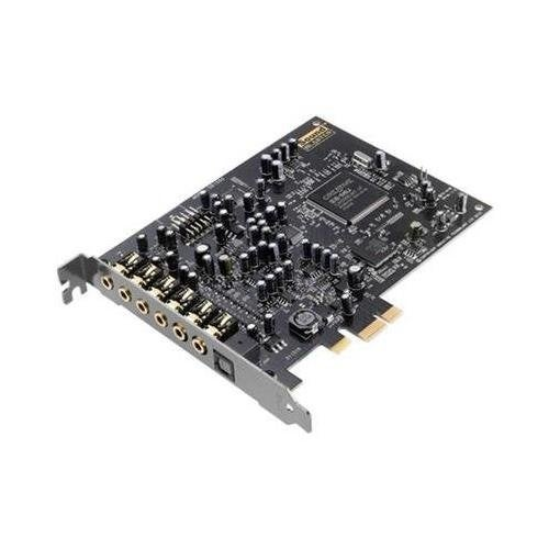 Creative Labs 70Sb155000001 Sound Blaster Audigy Rx Pci-Express Sound Card