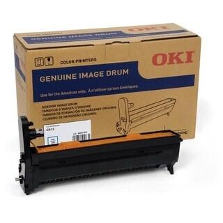 Okidata - 30K Cyan Image Drum For C612
