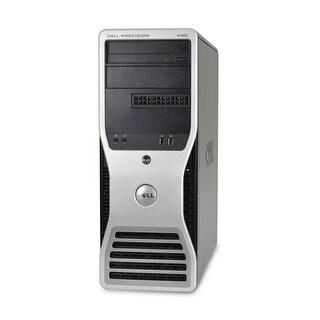 Dell 490 WS XEON E5345 2.33 8GB 1TB DVD W10P Refurbished