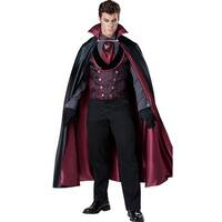 Men's Vampire Costume - Black