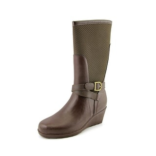 Chooka Seville Round Toe Synthetic Rain Boot