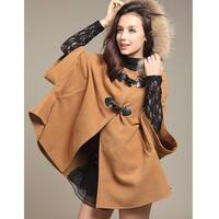 Womens Winter Autumn Coat Cope Hoodies