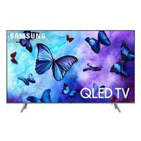 Samsung  65 in. Q6FN Eclipse Silver QLED 4K UHD Smart HD TV
