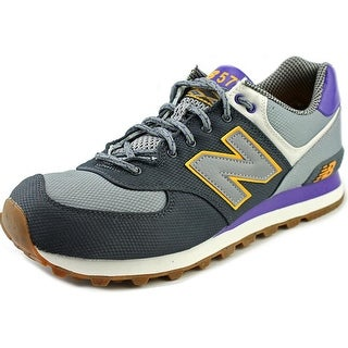 New Balance ML574 Men   Synthetic Multi Color Fashion Sneakers