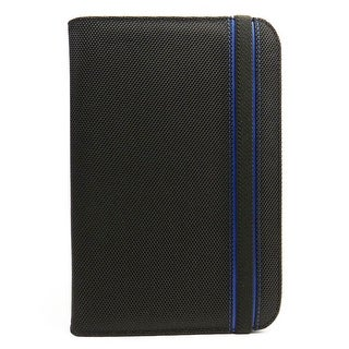 """JAVOedge Nylon Axis 360 Degree Case for the Barnes & Noble Nook HD 7"""" (Blue)"""
