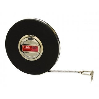 Apex Lufkin 182-HC253N 0.37 in. x 50 ft. Tape Long Leader