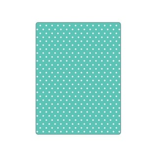 Sizzix ELSmith TI Emboss Folder Dots|https://ak1.ostkcdn.com/images/products/is/images/direct/fcf53f6dc74191553bad541198f338f2fd26603f/Sizzix-ELSmith-TI-Emboss-Folder-Dots.jpg?impolicy=medium