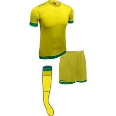 Bremen Jersey Shorts - Yellow