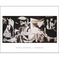 ''Guernica'' by Pablo Picasso Huntington Graphics Art Print (22 x 28 in.)
