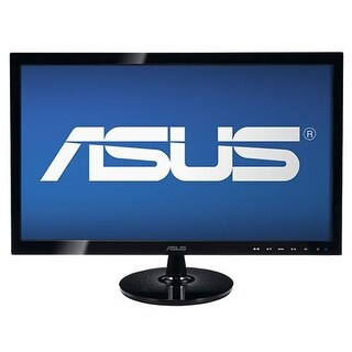"""ASUS 19.5"""" Widescreen LED Backlight LCD Monitor 250 cd/m2 Built-in Speakers"""