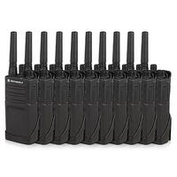 Motorola RMU2080 (10 Pack) Two Way Radio - Walkie Talkie
