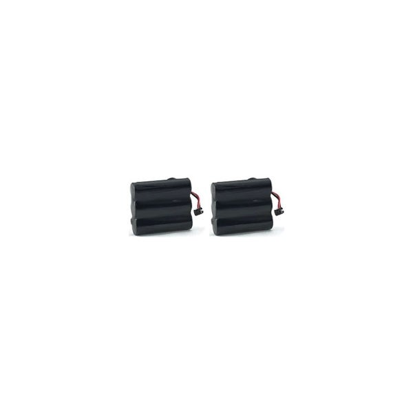 Replacement For AT&T BT17333 Cordless Phone Battery (400mAh, 3.6V, NiCD) - 2 Pack